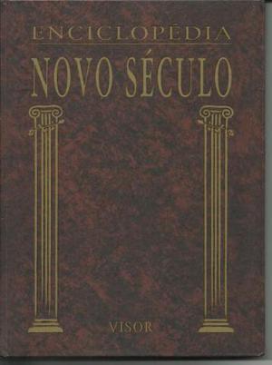 Novo Século Enciclopedia Visor Volume 1 e 2 Ano