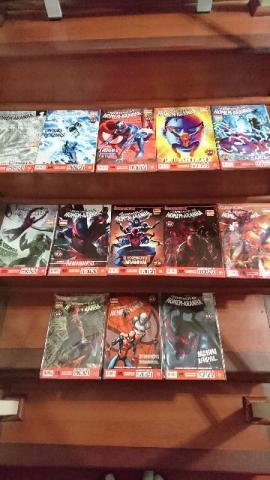O Espetacular Homem Aranha 01 ao 13 - Totalmente Nova Marvel