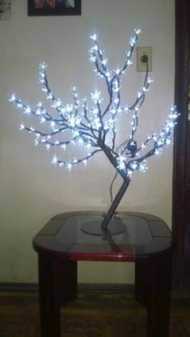 Arvore luminaria Flor Luz Cerejeira 144 Leds