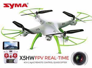 Drone Syma X5HW - Câmera FPV Real Time