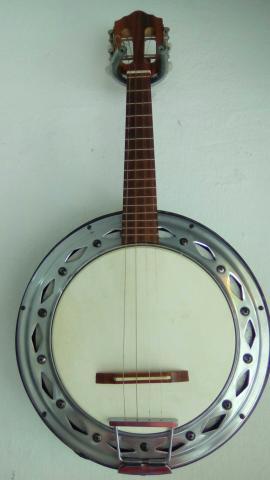 Banjo Giannini elétrico profissional
