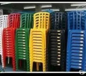 Cadeiras certificadas para 182kg