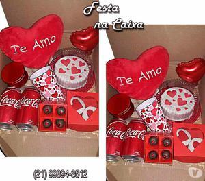 Doces e Salgados para festas, Cupcakes, festa na caixa,