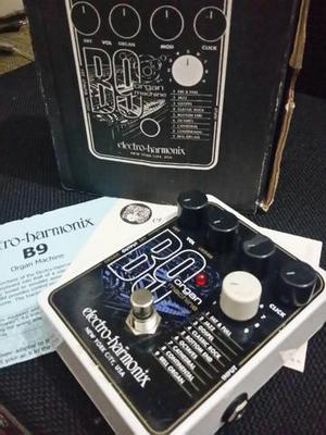 Vendo pedal heletro harmonix simulador de órgão para