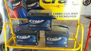 Baterias cral 60ah entregamos confira curitiba e região