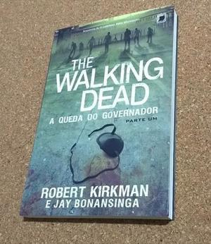 Livro - The Walking Dead (A queda do governador)