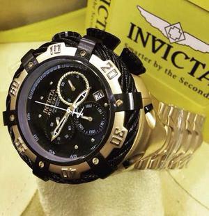 08a20d2cfa5 Relógio invicta 21357 reserve thunderbolt certificado top são paulo ...