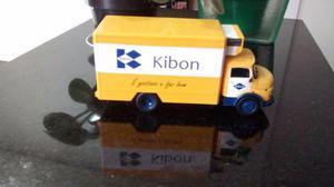 Caminhão Mercedes Bens Baú L miniatura