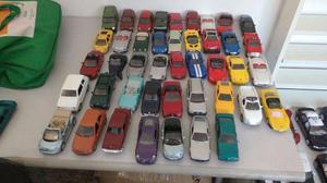 Coleção Miniaturas Carros Nacionais Diversos Modelos
