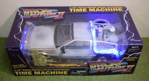 Delorean Time Machine Back To The Future Ii 1:15 Frozen