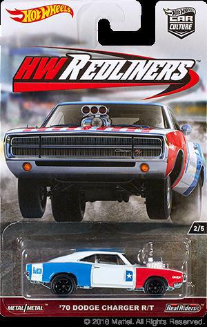 Dodge Charger R/T 70 Hot Wheels