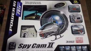 Helicóptero Spy Cam II - Filma e Tira Fotos