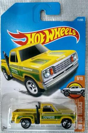 Hot Wheels Dodge Li'L Red Express Truck