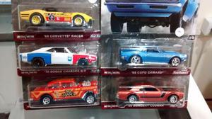 Lote G Hot wheels Car Culture
