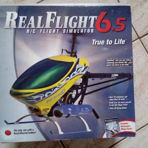 Simulador real flight 6.5