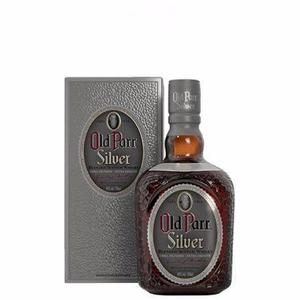 Whisky Escocês Old Parr Silver - Garrafa 1 Litro