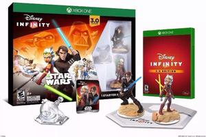 Disney Infiniy 3.0 Star Wars Xbox one original, novo e
