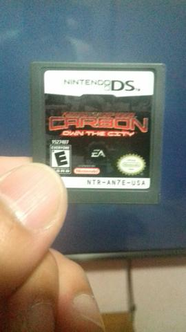Jogo Nintendo Ds Need For Speed Carbon