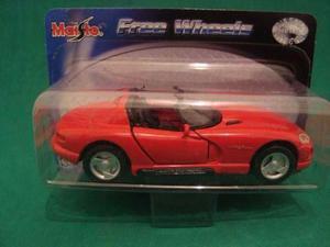 Carro Miniatura Metal Maisto - Dodge Viper Rt/