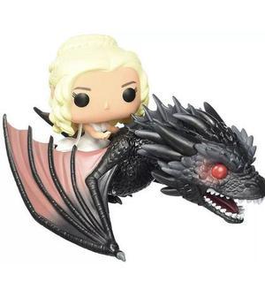 Funko Pop Rides Nr 15 - Daenerys e Drogon Game of Thrones