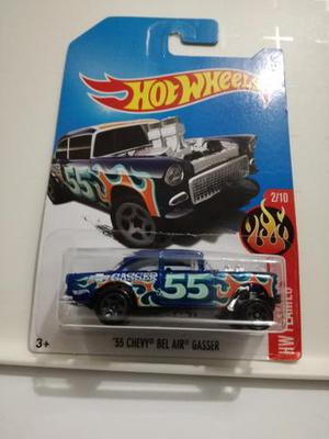 Hot Wheels - '55 Chevy Bel Air Gasser