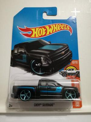 Hot Wheels - Chevy Silverado