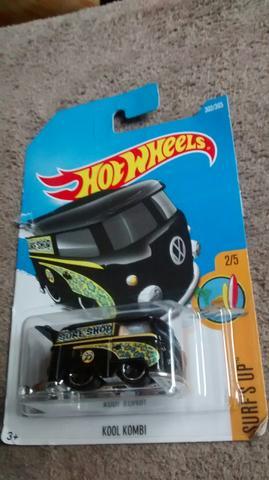 Hot Wheels duas Kombi