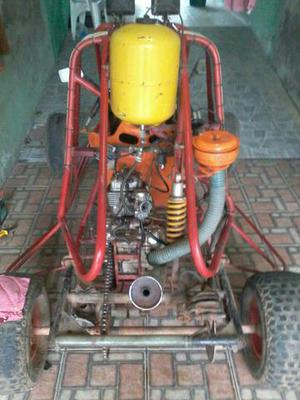 Kart cross com motor de moto 150 Sport