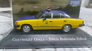 Miniatura do Opala PRF