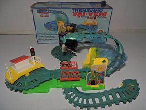 Trem Vai Vem da Estrela - anos 70 coleção