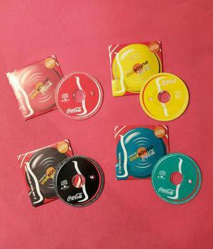 Mini CD Coca Cola BARBADA