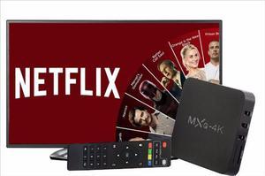 Tv Box Mxq Pro 4k Android 6.0 Transforme sua Tv em Smart