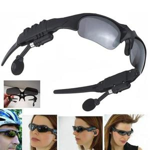 Óculos de sol Bluetooth atende chamadas e ouvi musica