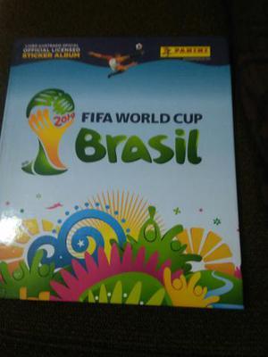 Álbum da copa do mundo do Brasil
