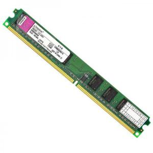 2 Pentes de Memória Ram DDR2 Kingston 2Gb / 4GB no Total