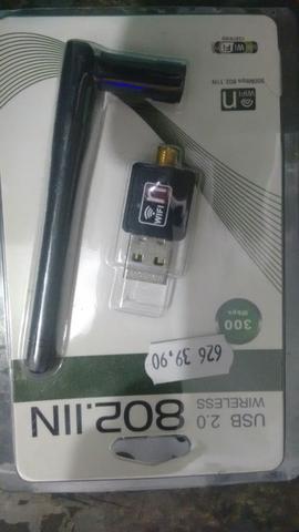 Adaptador USB para Wi-Fi