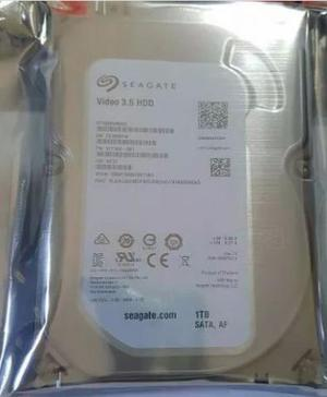 Hd 1tb Sata 3 6gb/s rpm 64mb Seagate Video Desktop