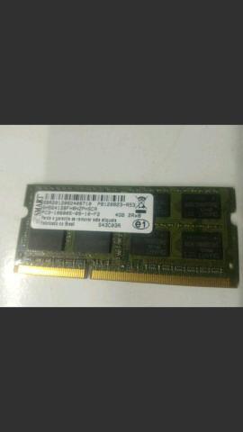 Memoria ram ddr3 4gb smart s 2rx8 notebook netbook