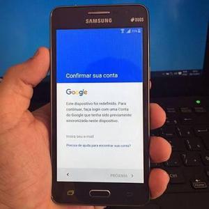 Remoção conta google e reparos