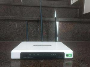 Roteador Wireless N Tp-link Tl-wr  Nd 300mb