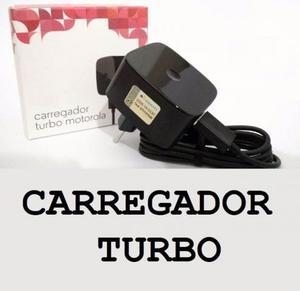 Carregador Turbo (Micro USB) V8