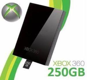 Hd Interno 250gb Para Xbox 360 Slim em otimo estado aceito