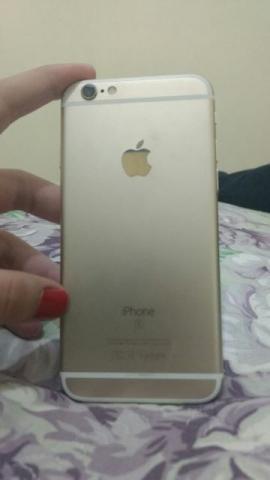 Iphone 6s gold com 64gb Divido no cartão. Aceito propostas