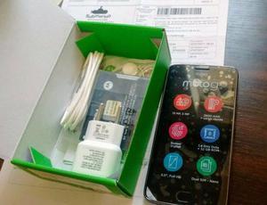 Moto G5 32gb cinza - Na Caixa com nota fiscal - sem uso