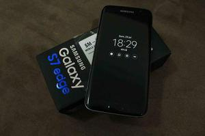 Samsung s7 edge preto nacional - com nota fiscal e garantia