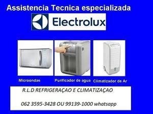 Assistência técnica máquina de lavar, geladeira, ar