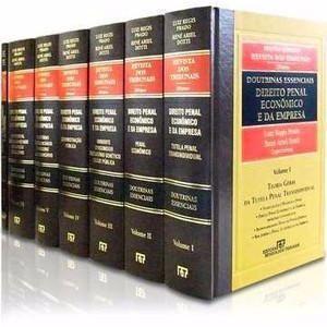 Doutrinas Essenciais - Direito Penal Econômico e da Empresa