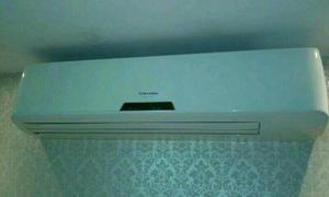 Instalação e manutenção de ar condicionado split todas