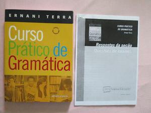 Livro Curso Prático de Gramática