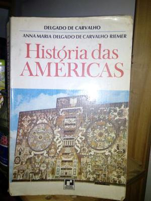 Livro História das Américas/